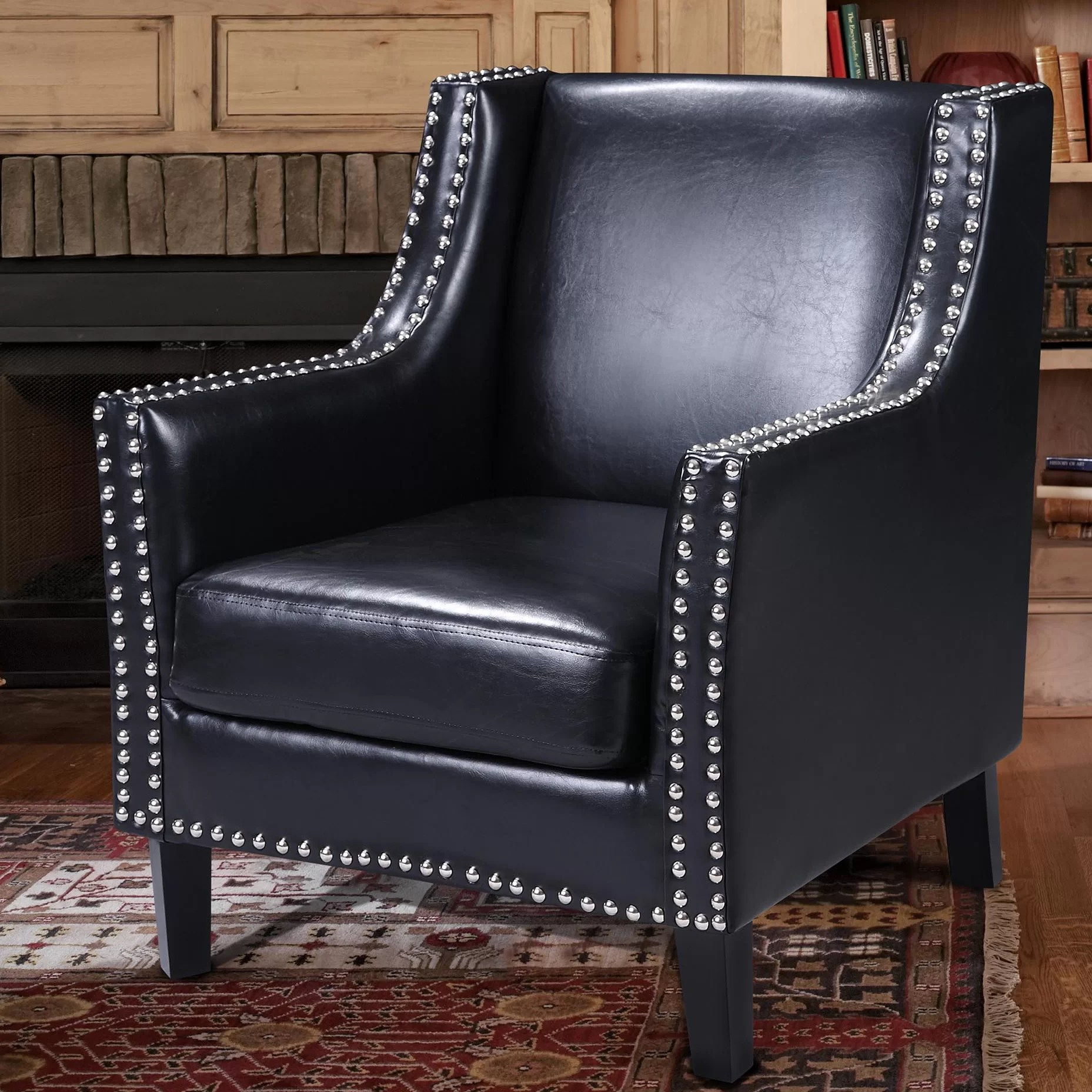 Faux Leather Chair Bestmasterfurniture Faux Leather Arm Chair And Reviews Wayfair