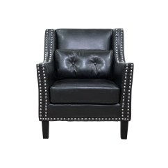 Faux Leather Sofas And Chairs White Contemporary Sofa Bestmasterfurniture Arm Chair Reviews Wayfair