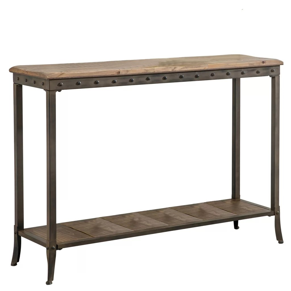 wayfair furniture sofa tables flex gravel sleeper nspire 2 tier rectangle console table and reviews
