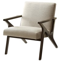 !nspire Upholstered Accent Arm Chair & Reviews