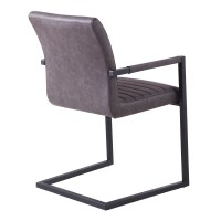 !nspire Faux Leather Accent Arm Chair & Reviews   Wayfair