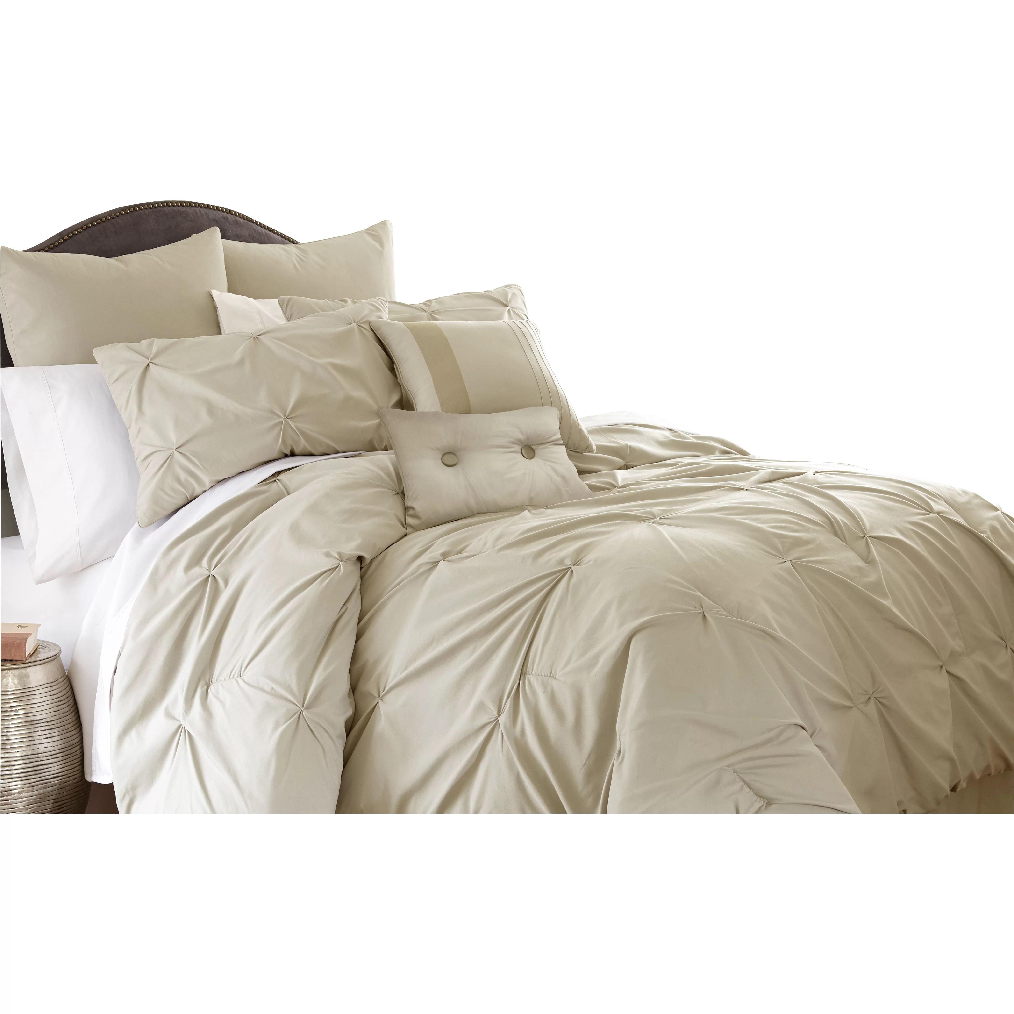 Lark Manor Louis 8 Piece Comforter Set & Reviews