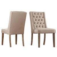 Lark Manor Muier Parsons Chair & Reviews | Wayfair