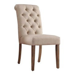 Tufted Side Chair Beach Table Lark Manor Pompon And Reviews Wayfair