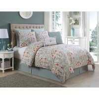 Lark Manor Enora 8 Piece Comforter Set & Reviews | Wayfair