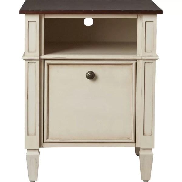 Lark Manor Lison 1 Drawer File Cabinet & Reviews | Wayfair