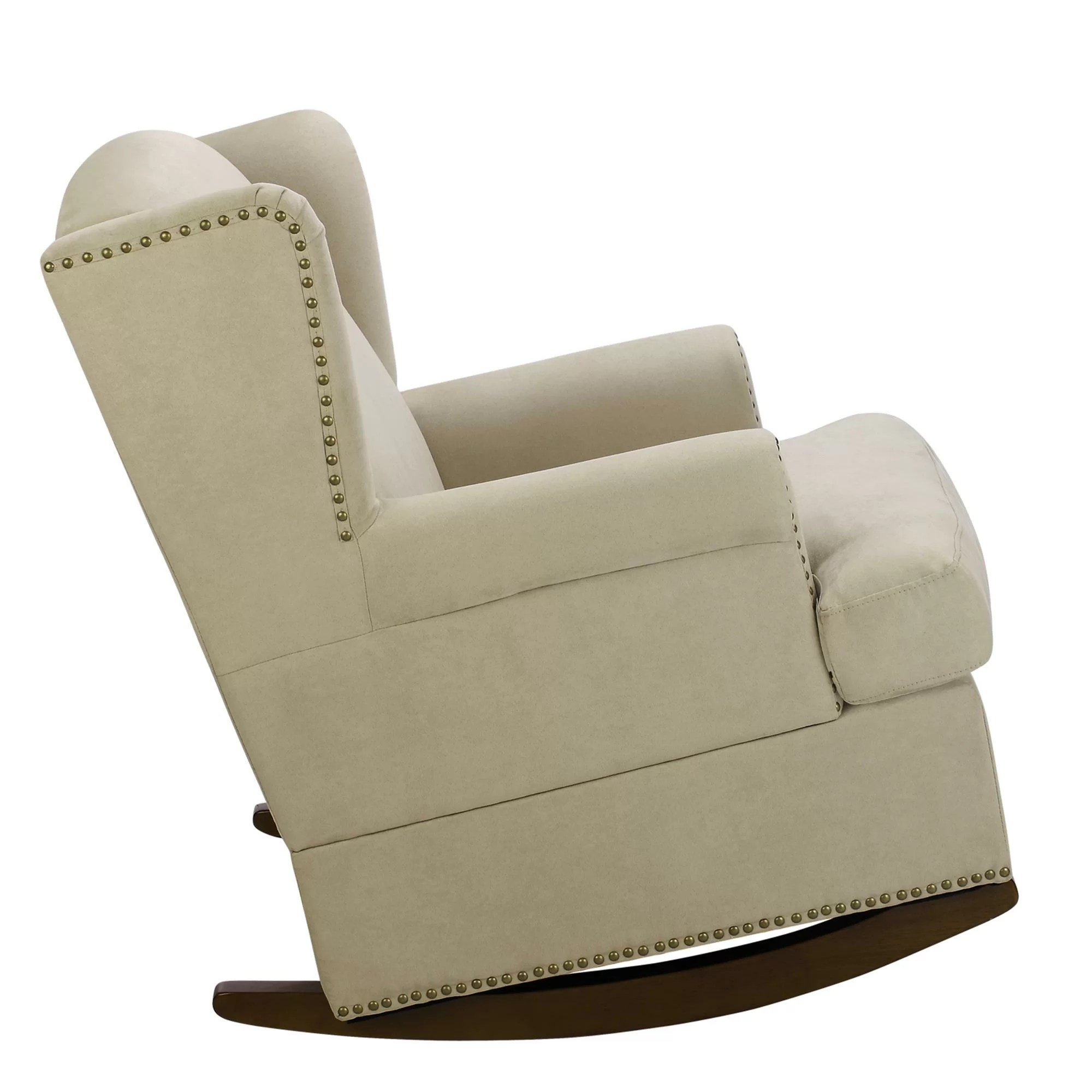 toddler wingback chair target white baby relax harlow rocker and reviews wayfair
