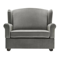 Baby Relax Lainey Wingback Chair & Half Rocker & Reviews