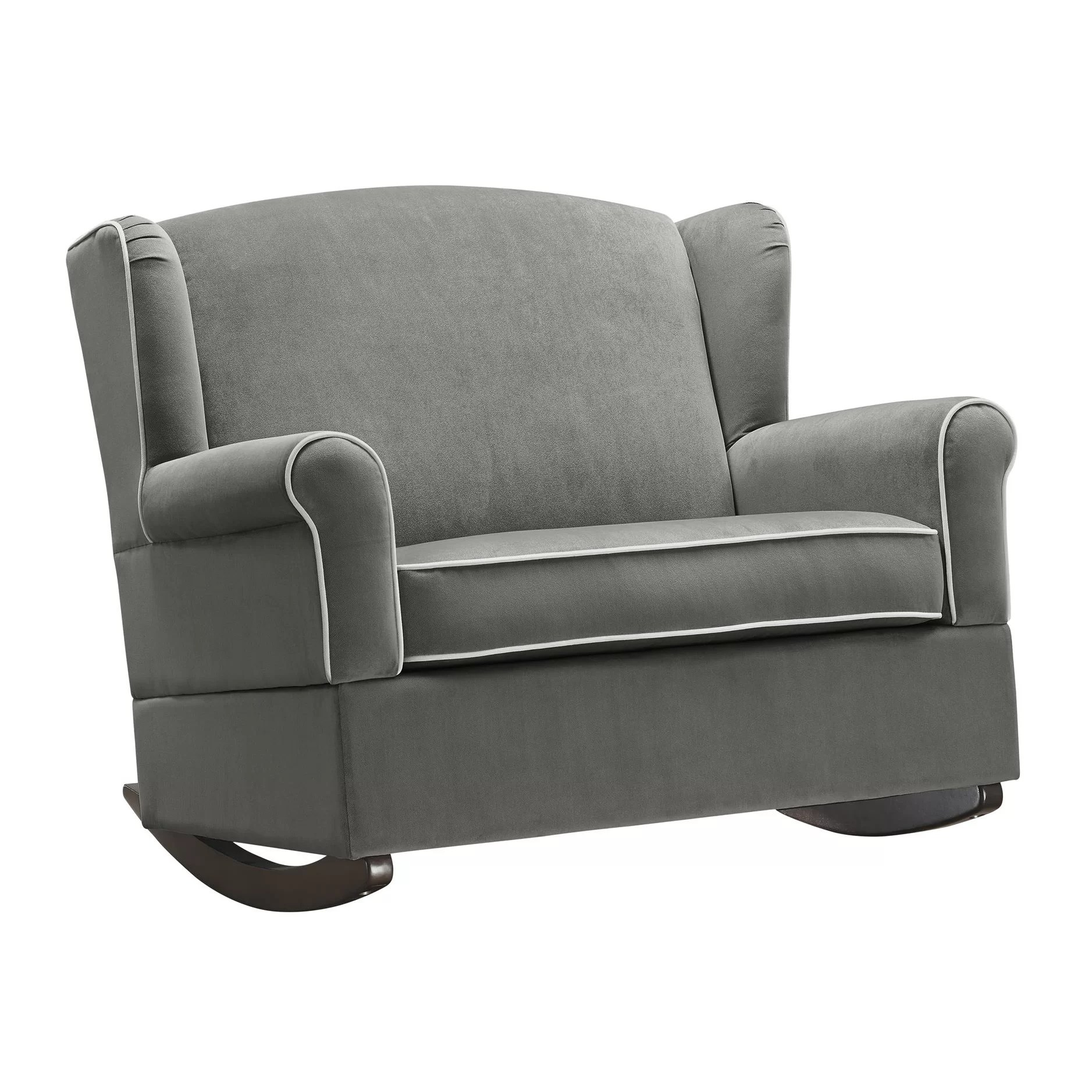 toddler wingback chair chairs for baby room relax lainey and half rocker reviews