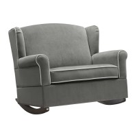 Baby Relax Lainey Wingback Chair & Half Rocker & Reviews ...