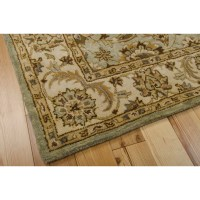 Nourison Jaipur Seafoam Area Rug & Reviews