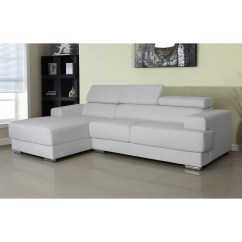 Wayfair White Leather Sofa Most Durable Manufacturers Container Sectional And Reviews