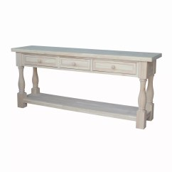 Wayfair Furniture Sofa Tables Sectional Sleepers International Concepts Tuscan Console Table And Reviews