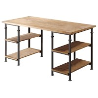 August Grove Oliver Writing Desk & Reviews | Wayfair
