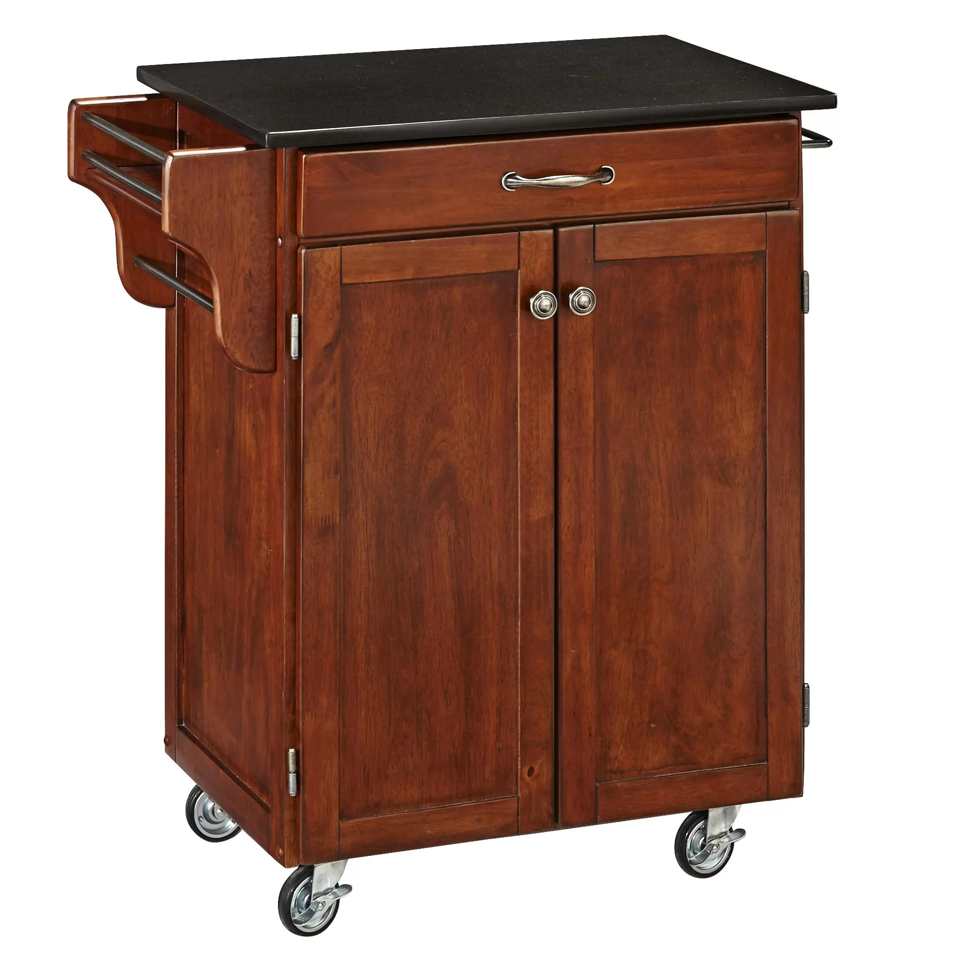 marble top kitchen cart hotels with full kitchens in orlando florida august grove savorey granite