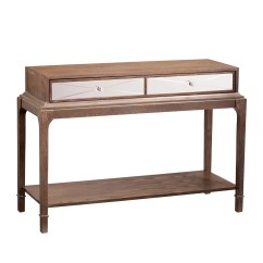 Sofa Table Set Comfortable Apartment Therapy Darby Home Co Arnault Console And Mirror Wayfair