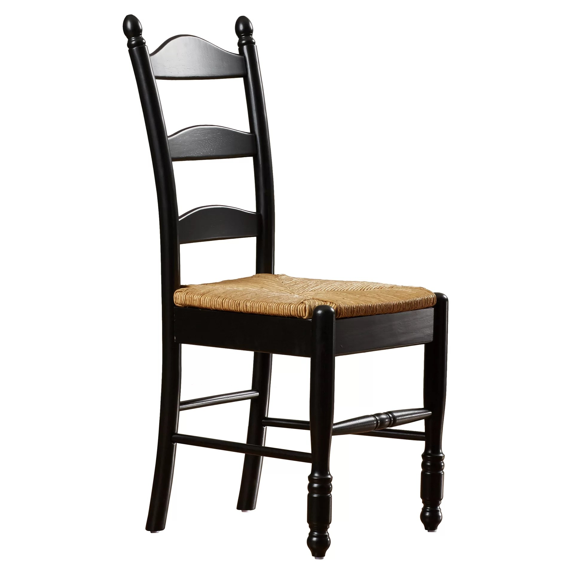 One Allium Way Leonora Ladder Back Side Chair  Reviews