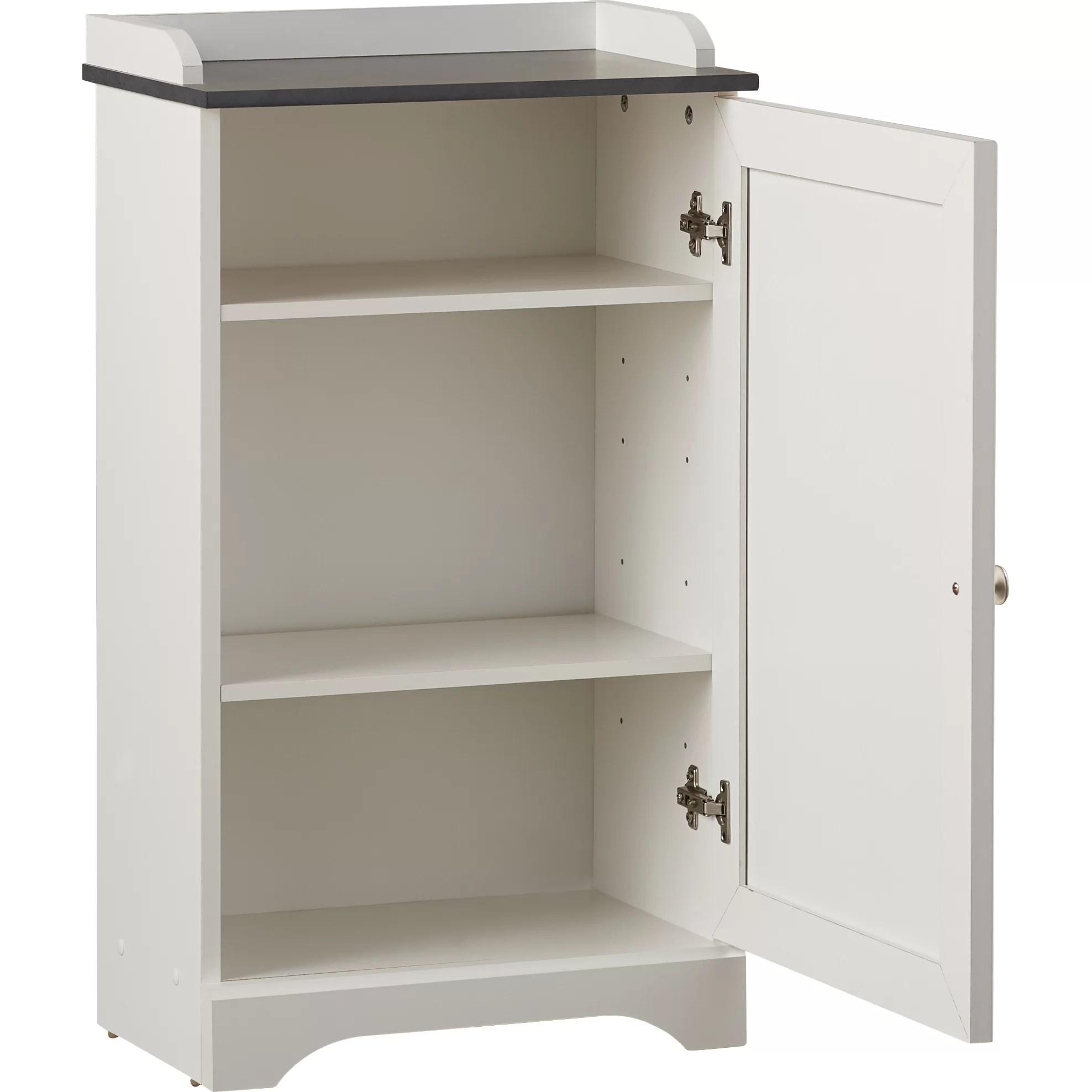 Beachcrest Home Gulf Free Standing Cabinet  Reviews  Wayfair