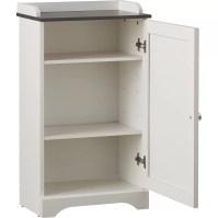 Beachcrest Home Gulf Free Standing Cabinet & Reviews | Wayfair