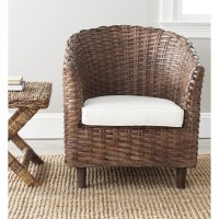 Beachcrest Home Biscayne Fabric Barrel Chair & Reviews ...