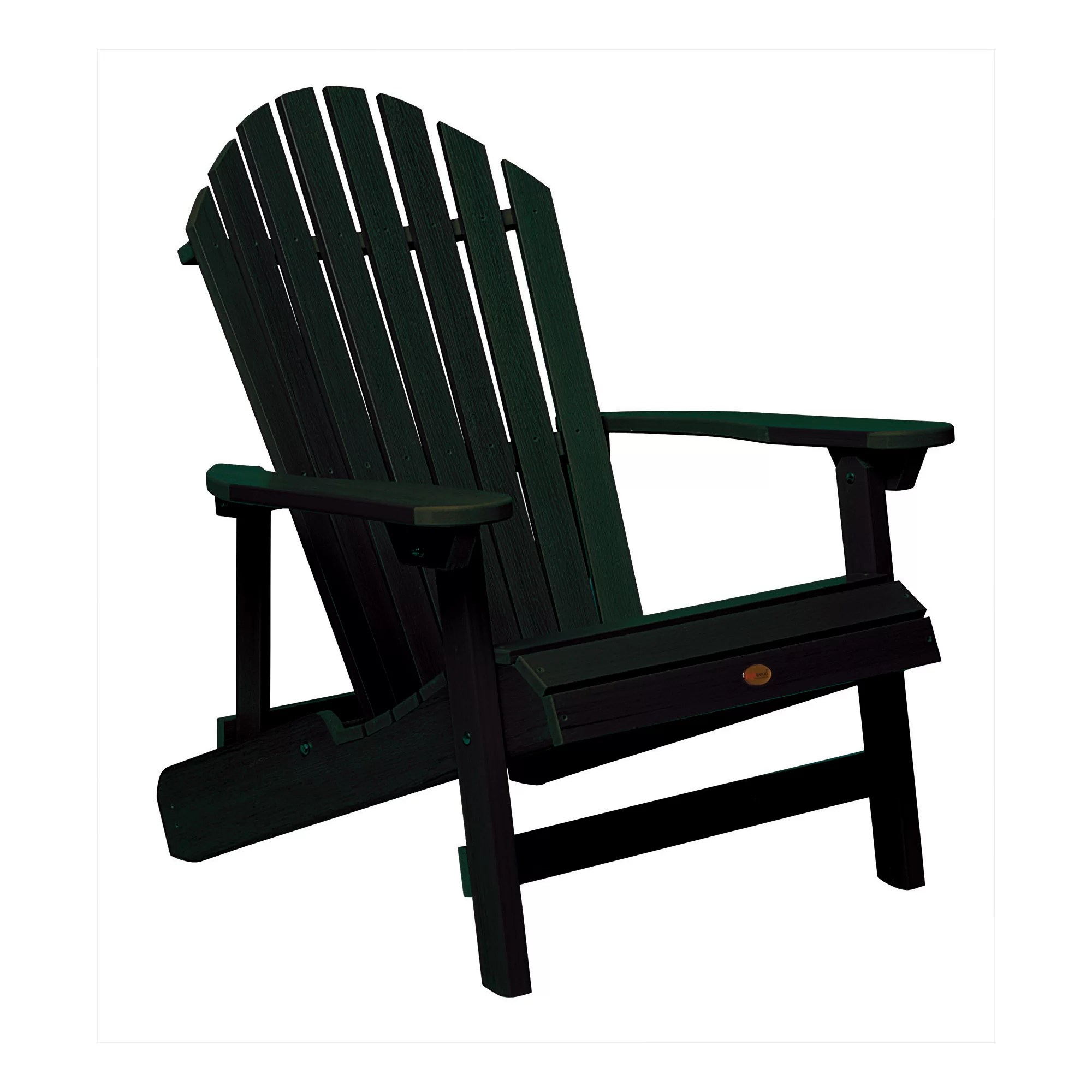 Living Accents Folding Adirondack Chair Beachcrest Home Albion Folding And Reclining Adirondack
