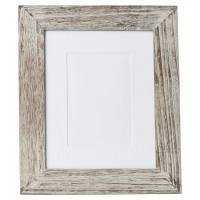 Loon Peak Wood Picture Frame & Reviews