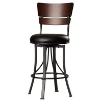 "Trent Austin Design Valley 26"" Swivel Bar Stool & Reviews"