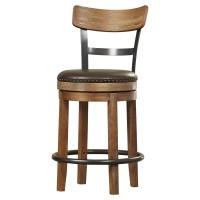 "Trent Austin Design Empire 24.25"" Swivel Bar Stool"
