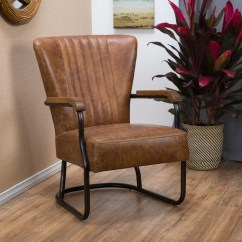 Lane Leather Office Chair Brown Slipcovers For Upholstered Chairs Trent Austin Design Cactus Top Grain Arm
