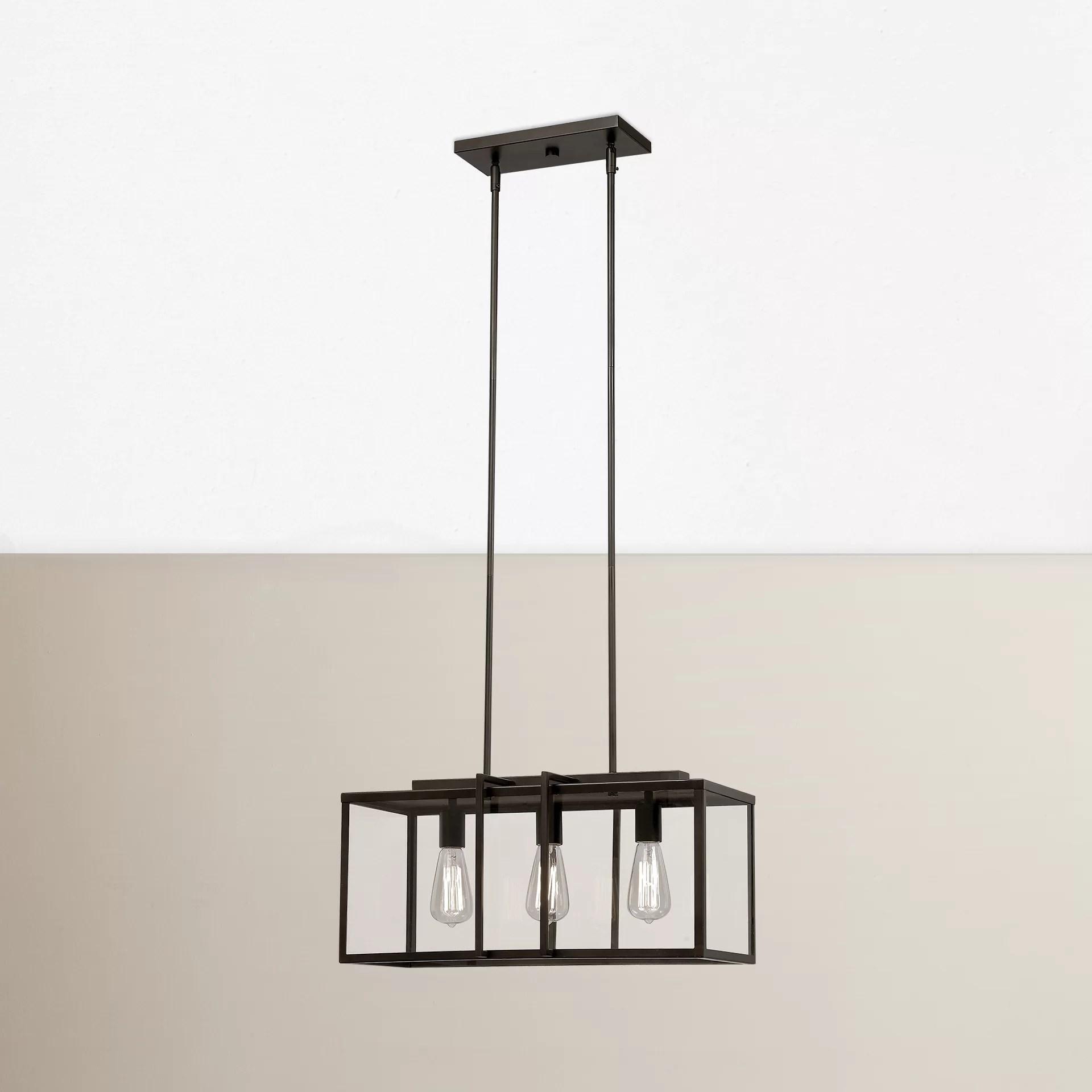 3 light kitchen island pendant installing countertop trent austin design