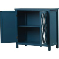 House of Hampton Tony 2 Door Accent Storage Cabinet ...
