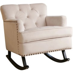 Abbyson Living Rocking Chair Nico Swivel House Of Hampton Magness Arm And Reviews Wayfair