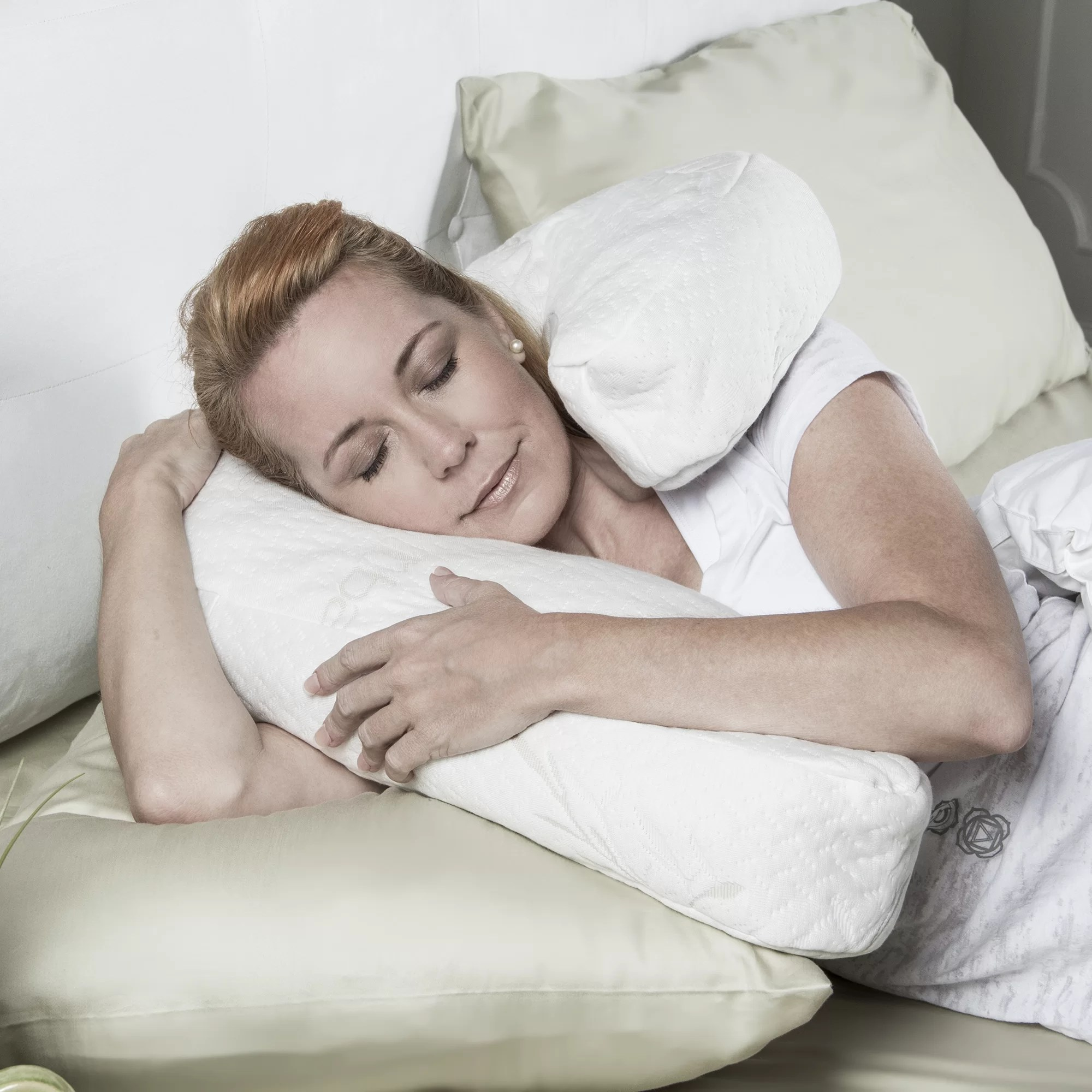 Avana Uno Side Sleeper Memory Foam Pillow & Reviews
