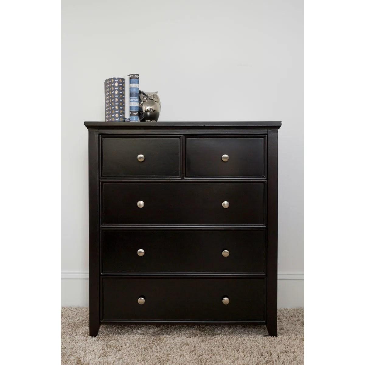 Craft Kids Furniture 5 Drawer Dresser  Reviews  Wayfair