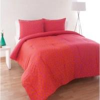Agatha Ruiz de la Prada Polka Bicolor Reversible Comforter ...