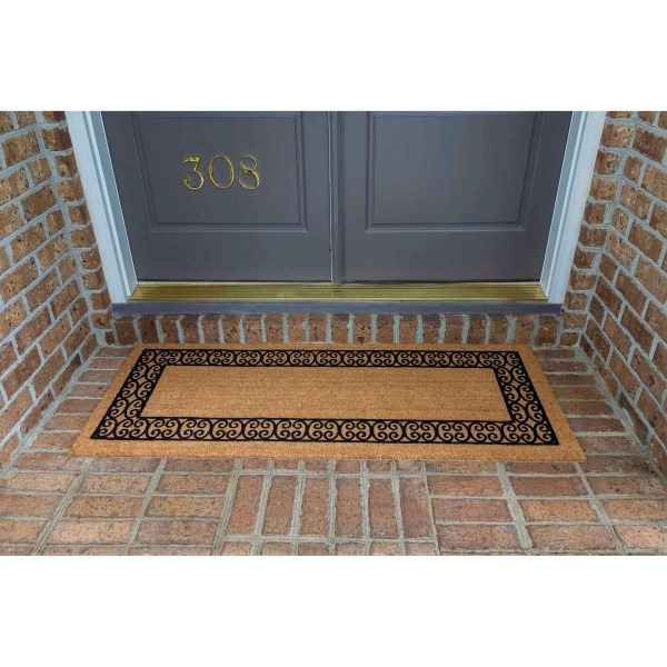 Double Door Mats Outdoor