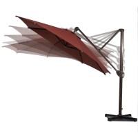Abba Patio 11' Cantilever Umbrella | Wayfair