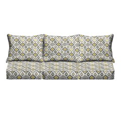Cushion Sofa Set How To Make Bed Mattress More Comfortable Bungalow Rose Socoma Pillow And 6 Piece