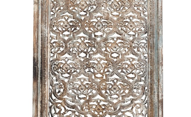 Bungalow Rose Carved Panel Wall Décor Reviews Wayfair