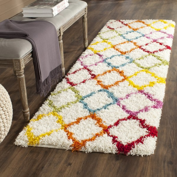 Viv Rae Rainbow Kids Area Rug &