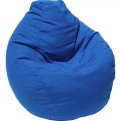 Blue Bean Bag Chair Foldable High Chairs Viv 43 Rae And Reviews Wayfair