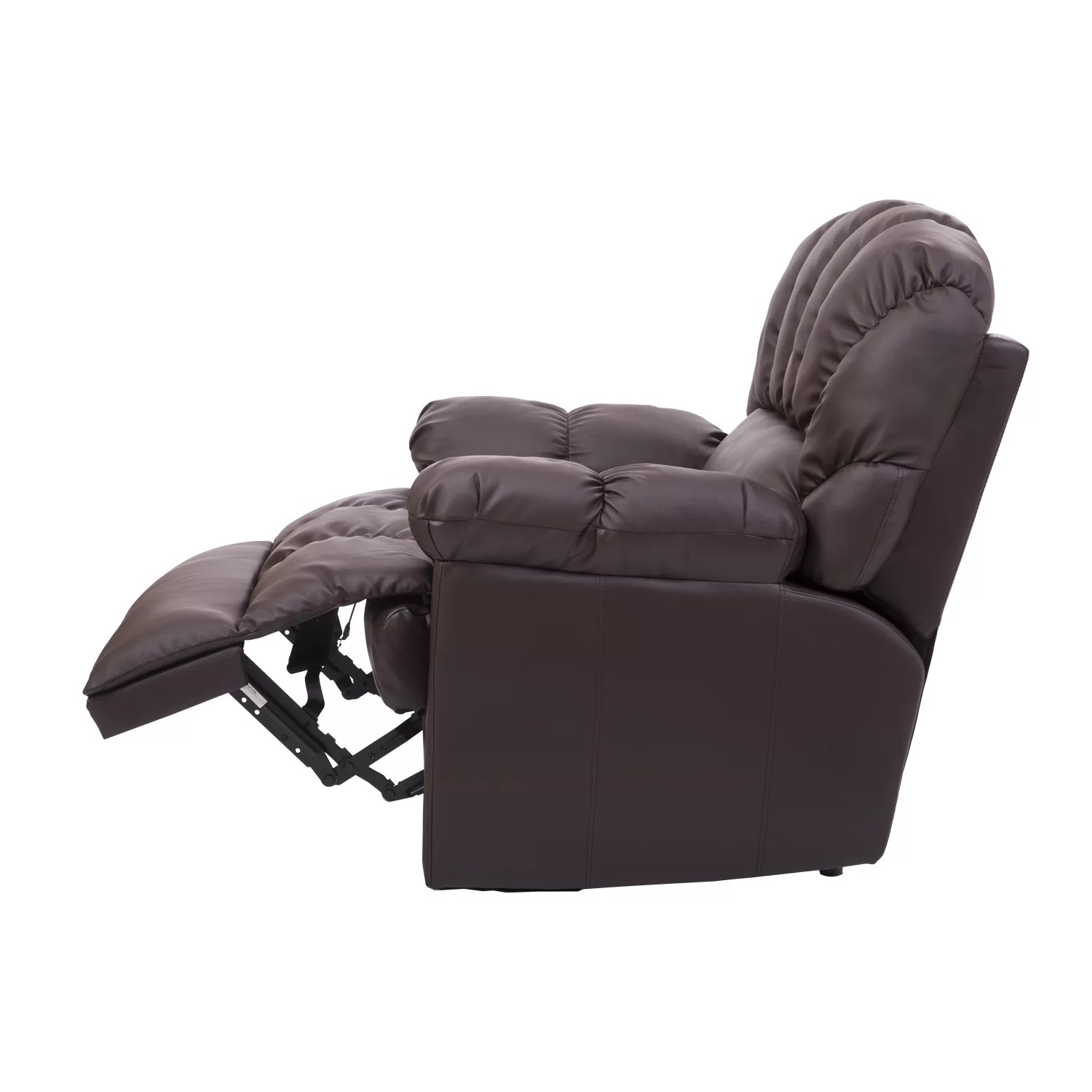 Vibrator Chair Outsunny Homcom Vibrating Massage Recliner And Reviews Wayfair