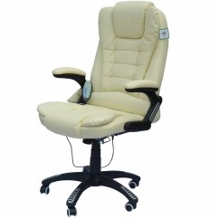 Massage Chairs Reviews Best Ergonomic Executive Office Chair Homcom Faux Leather Heated And