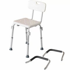 Medical Shower Chairs Chaise Lounge Chair Patio Homcom Adjustable Seat And Reviews Wayfair