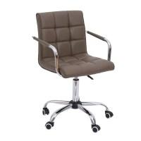 HomCom Mid-Back Leather Task Chair & Reviews   Wayfair