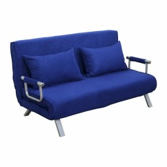 Sleeper Sofa Futon Memory Foam Cushion For Homcom Folding And Reviews Wayfair