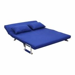 Futon Sleeper Chairs Chicco Travel High Chair Instructions Homcom Folding Sofa And Reviews Wayfair