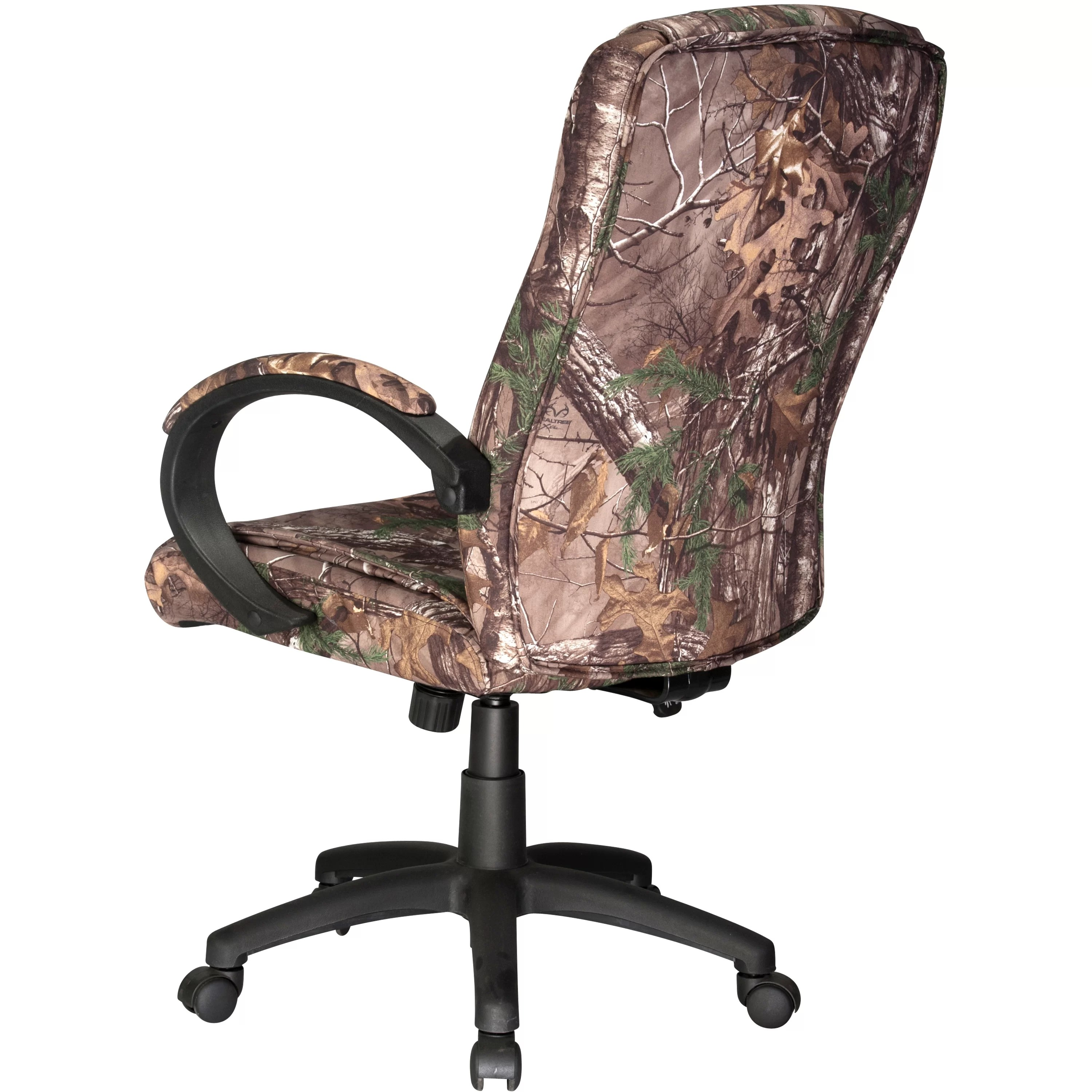 Realtree Chair Comfort Products Realtree Relaxzen High Back Executive