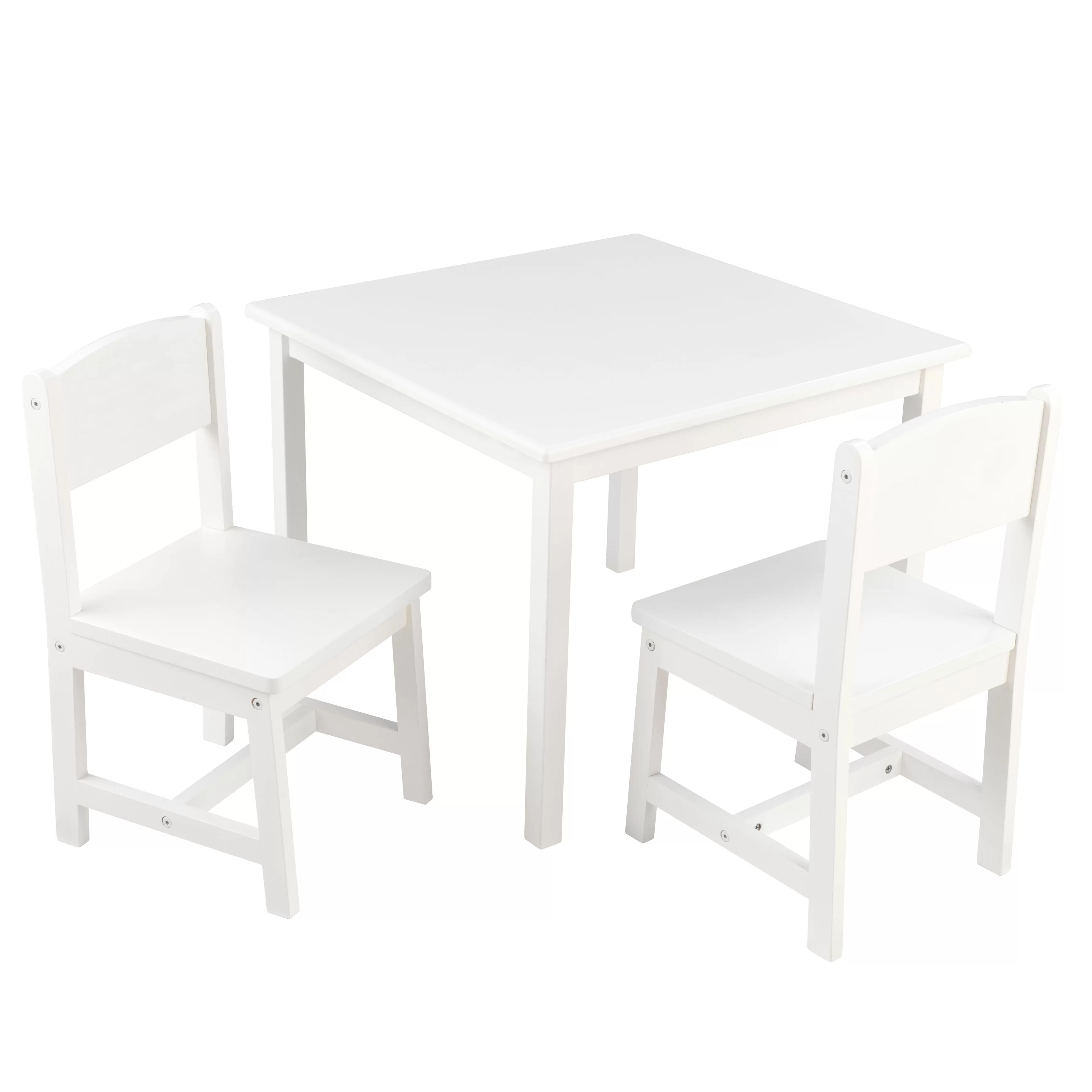 kidkraft table and chairs wooden kitchen for sale personalized aspen kids 39 3 piece chair