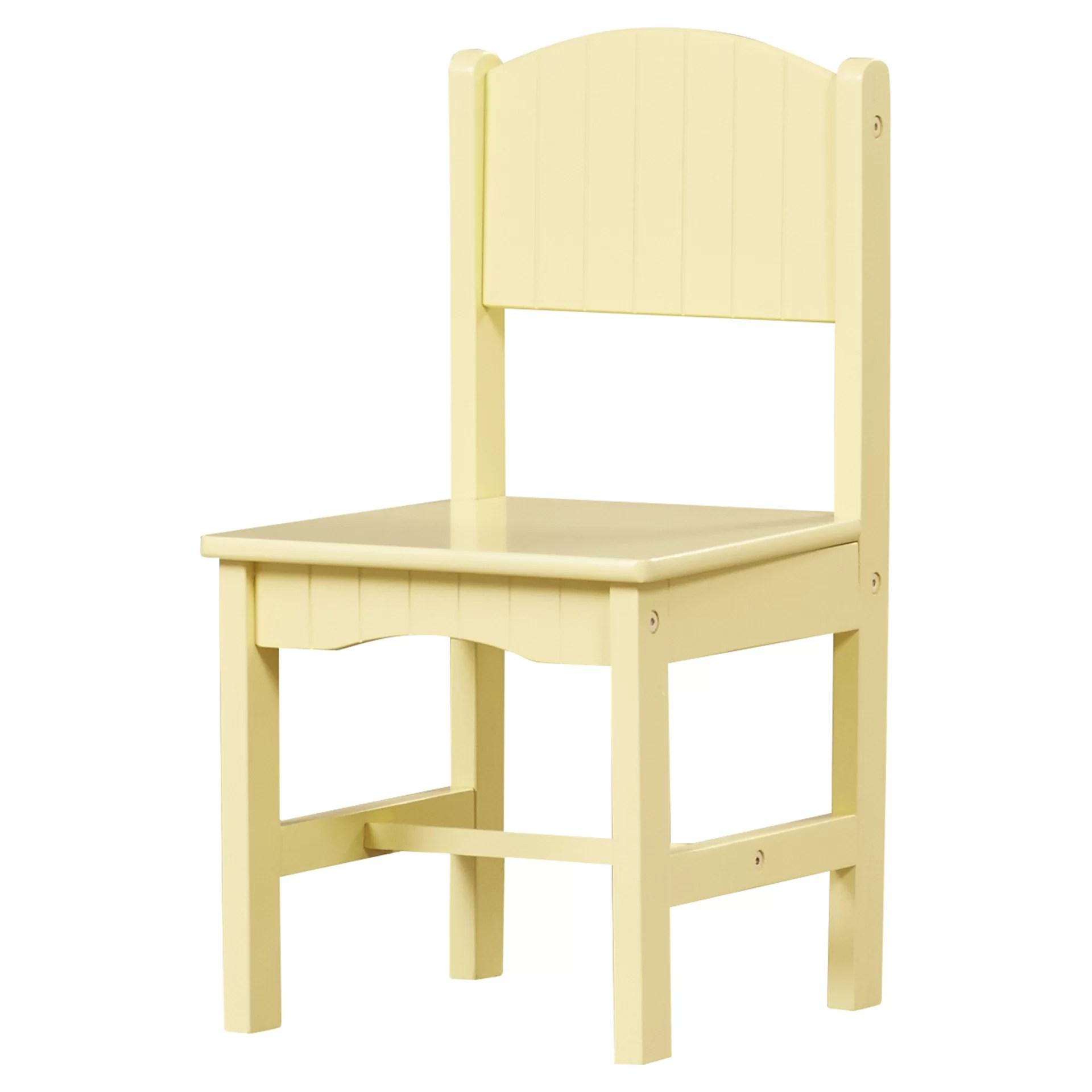 KidKraft Nantucket Kids 5 Piece Table  Chair Set